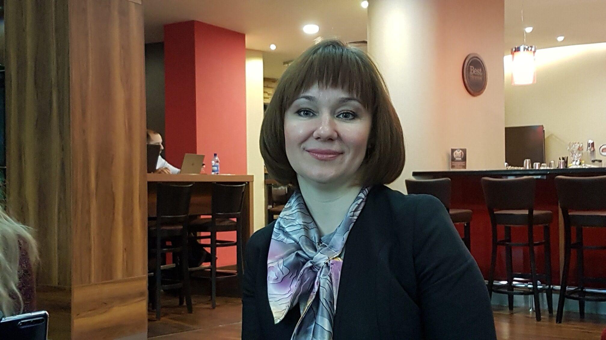 Ольга Абраменко, продолжает вести проект «Юридическая бизнес планерка»